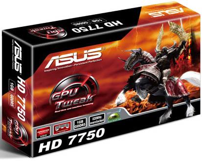 Asus HD 7750 2