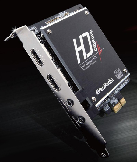 AverMedia Live Gamer HD 0