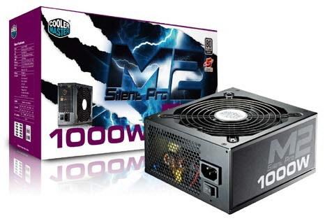 Cooler Master Silent Pro M2 1 Cooler Master lanza las fuentes de alimentación Silent Pro M2