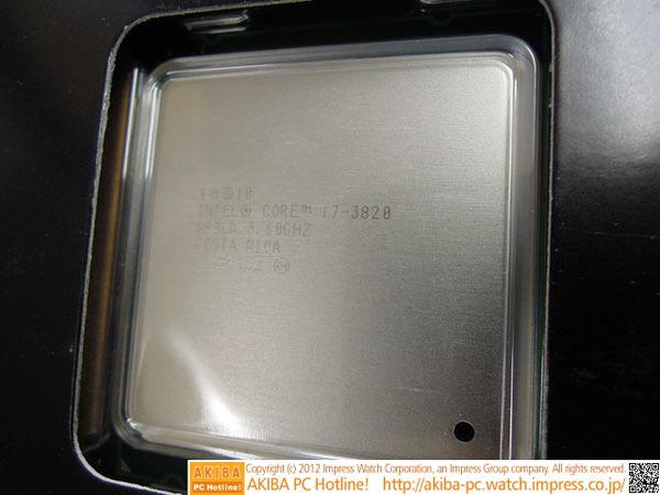 Core i7 3820 2 1