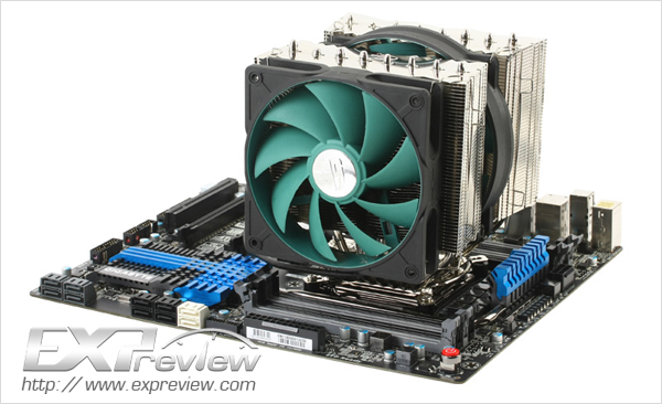 DeepCool Gamer Storm Assassin 10 DeepCool anuncia su disipador CPU Gamer Storm Assassin