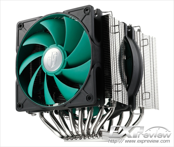 DeepCool Gamer Storm Assassin 7 DeepCool anuncia su disipador CPU Gamer Storm Assassin