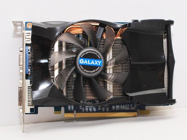Galaxy GeForce GTX 560 SE 1 0