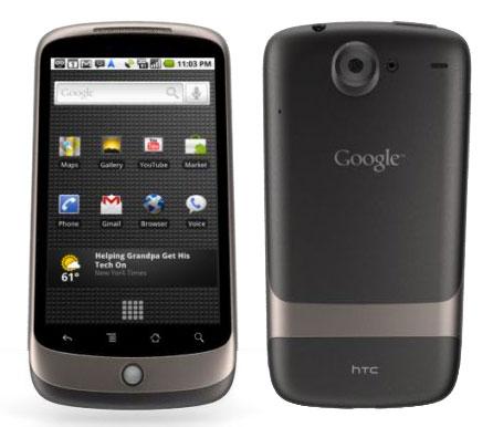HTC Google Nexus 0