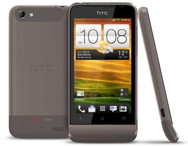 HTC One V 620x483 HTC One V: La opción para presupuestos ajustados