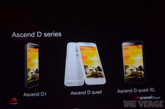 Huawei Ascend D series 0