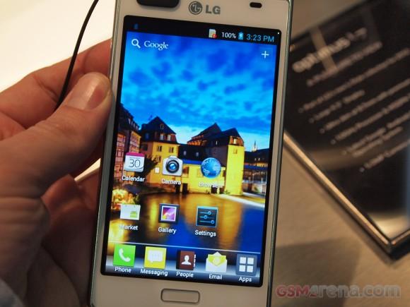 LG Optimus L7 8