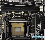 ASRock introduce la placa base Fatal1ty X79 Professional