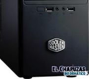 Cooler Master presenta su chasis compacto Elite 361