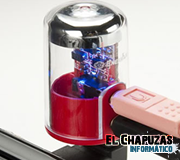 Enermax DreamBass AP001: Tarjeta de sonido USB para portátiles