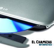 LG lanza su grabadora externa Blu-ray BP40NS20