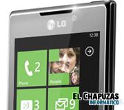 Filtrado el LG Miracle con Windows Phone