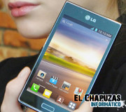 LG presenta los smartphones Optimus L3, Optimus L5, y Optimus L7