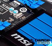 MSI Z77A-GD55 en imágenes