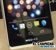 NEC prepara tres dispositivos Android ICS para la MWC
