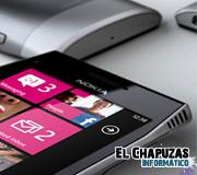 ¿Posible imagen del Nokia Lumia 805?