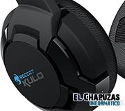 Roccat lanza una nueva revisión de los auriculares Kulo