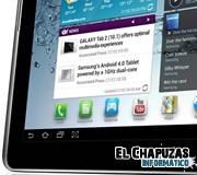 Desvelada la Samsung Galaxy Tab 2 10.1