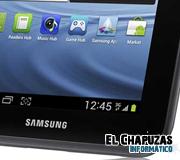 Una no económica Galaxy Tab 2 se dejar ver en vivo