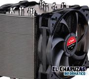 Spire introduce el disipador CPU TME III