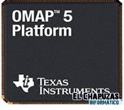 Logo TI OMAP 5