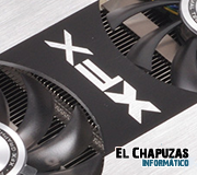 Logo XFX R7770 Double Dissipation