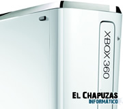 Kit Xbox 360 y Kinect en color blanco ya disponible
