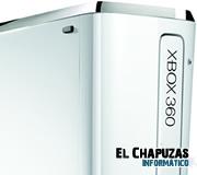 Logo Xbox 360 blanca