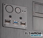 Xigmatek Gigas: El primer chasis de aluminio de Xigmatek