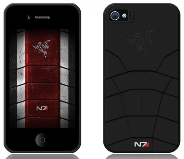 Mass Effect 3 iPhone 4 Protection Case 620x534 14