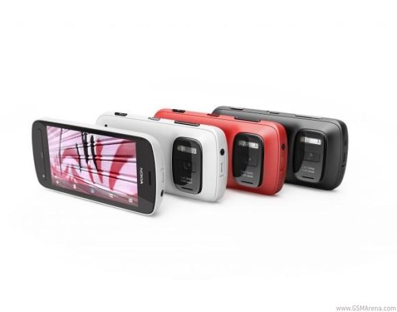 Nokia 808 PureView 1 0