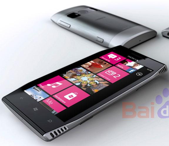Nokia Lumia 805 1 ¿Posible imagen del Nokia Lumia 805?