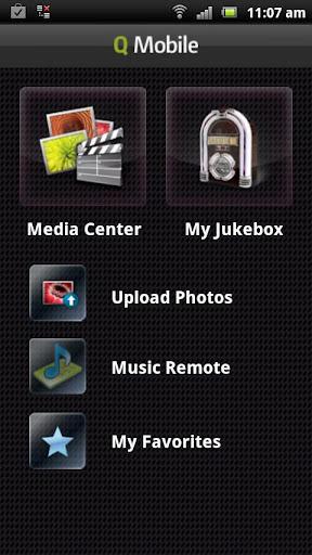 QMobile screenshot 1
