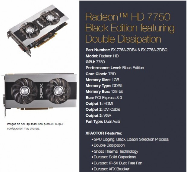 Radeon HD 7750 Black Edition Double Dissipation Edition 620x569 6