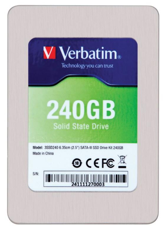 SSD Verbatim 3SSD240 2 0