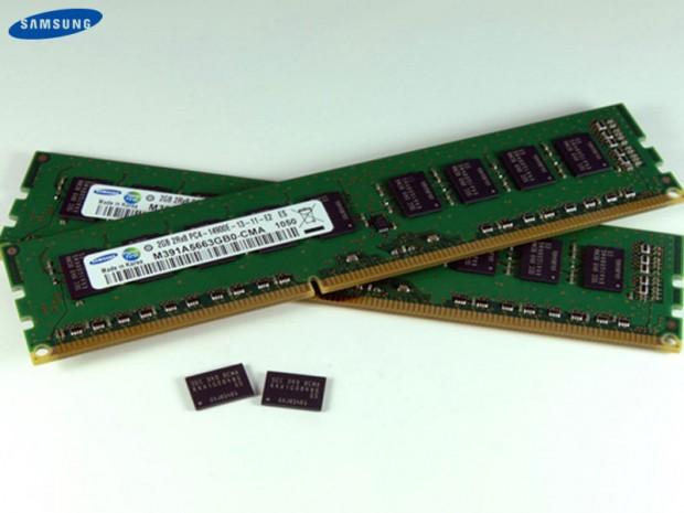 Samsung DDR4 620x465 Memoria RAM DDR4 entrará en fabricación en 2013