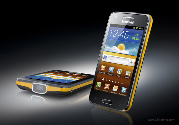 Samsung Galaxy Beam 0