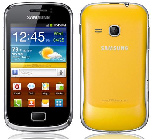 Samsung Galaxy Mini 2 1