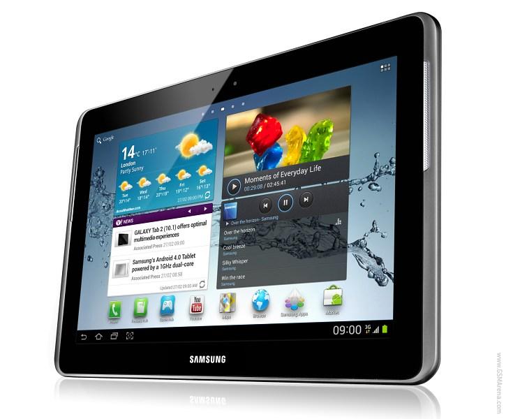 Samsung SM-P90x: Tablet de 12.2″ con resolución 2560 x 1600p