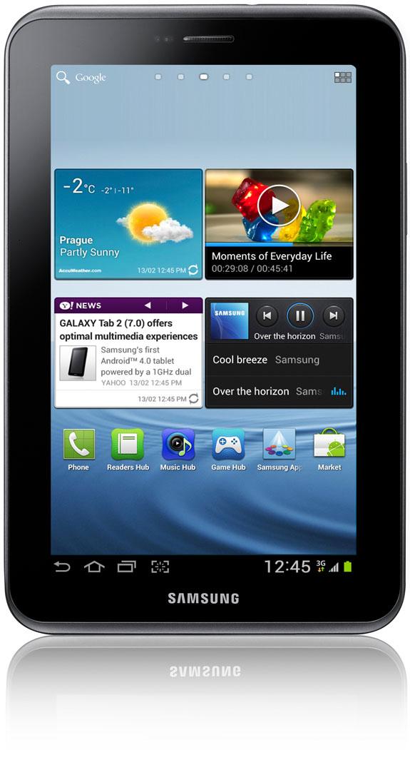 Samsung Galaxy Tab 2 GT P3100 1 0
