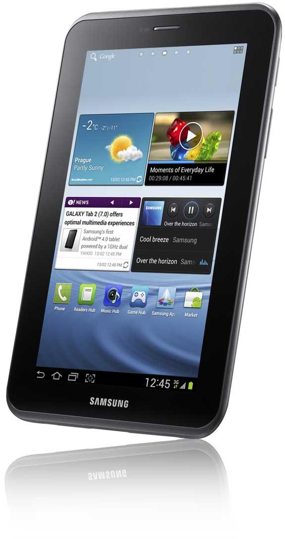 Samsung Galaxy Tab 2 GT P3100 2 1