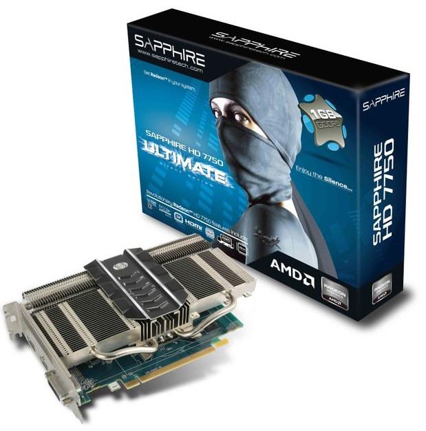 Sapphire HD 7750 Ultimate 0