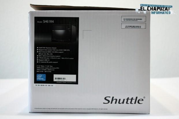 Shuttle SH61R4 Presentación y accesorios 3 620x412 2