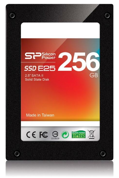 Silicon Power E25 256 GB 0