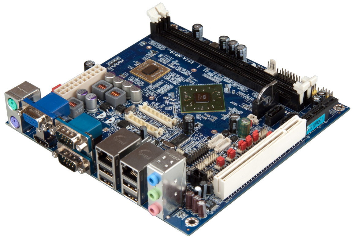 Via Anuncia Las Primeras Placas Base Mini Itx Quad Core