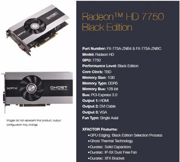 XFX Radeon HD 7750 Black Edition 620x555 5