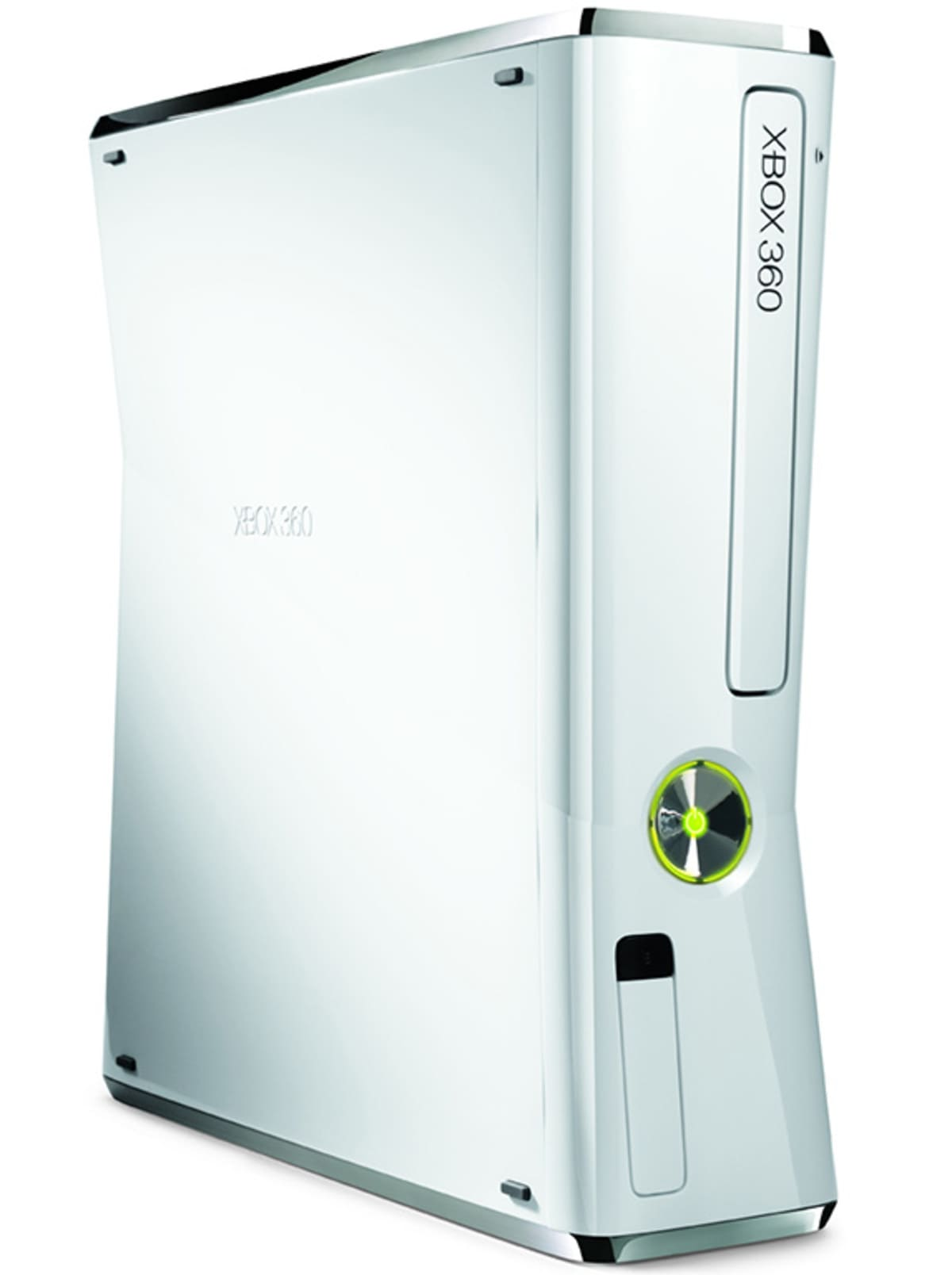 Xbox 360 y Kinect en color blanco 2 1