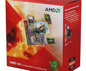 AMD prepara la APU A4-3420 con socket FM1