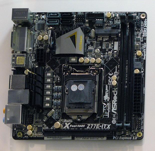 ASRock Z77E ITX 1 620x605 0