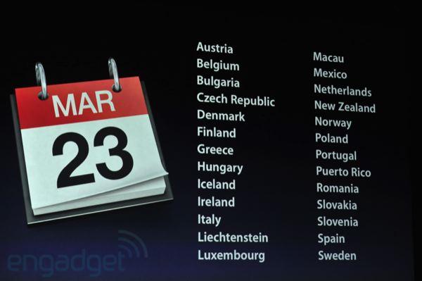 Aple iPad HD Precio y disponibilidad 3 16